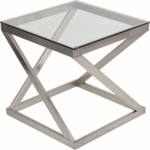 Flash Furniture FSD-TE-36BNK-GG Signature Design by Ashley Coylin, End Table