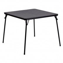Flash Furniture JB-2-GG Black Folding Card Table