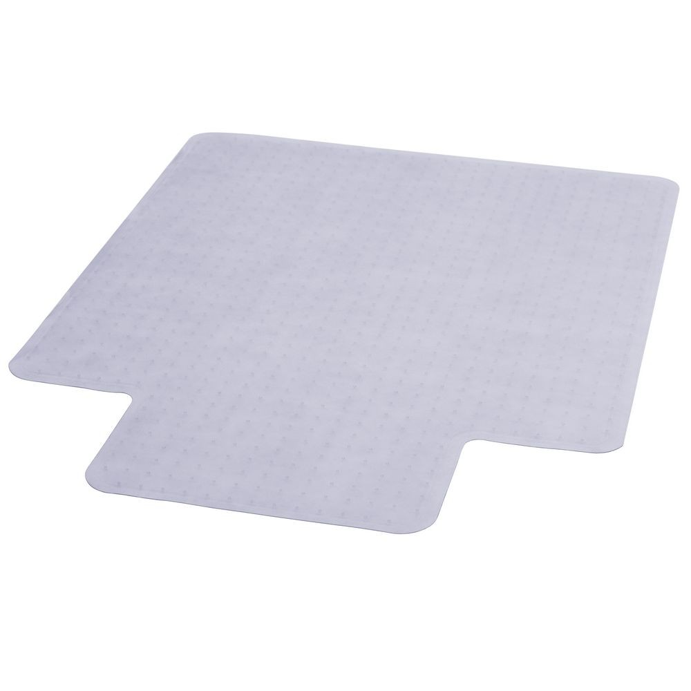"Flash Furniture MAT-CM11113FD-GG Carpet Chairmat with Lip, 36"" x 48"""