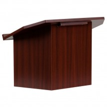 Flash-Furniture-MT-M8833-LECT-GG-Foldable-Mahogany-Tabletop-Lectern