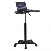 Flash-Furniture-NAN-JN-2792-GG-Height-Adjustable-Mobile-Laptop-Computer-Desk-with-Black-Top