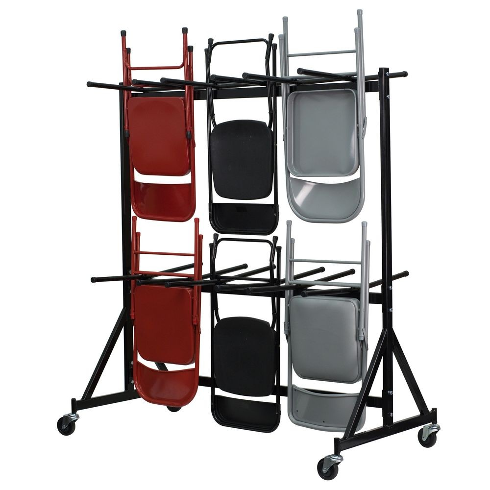 Flash Furniture NG-FC-DOLLY-GG Hanging Folding Chair Truck
