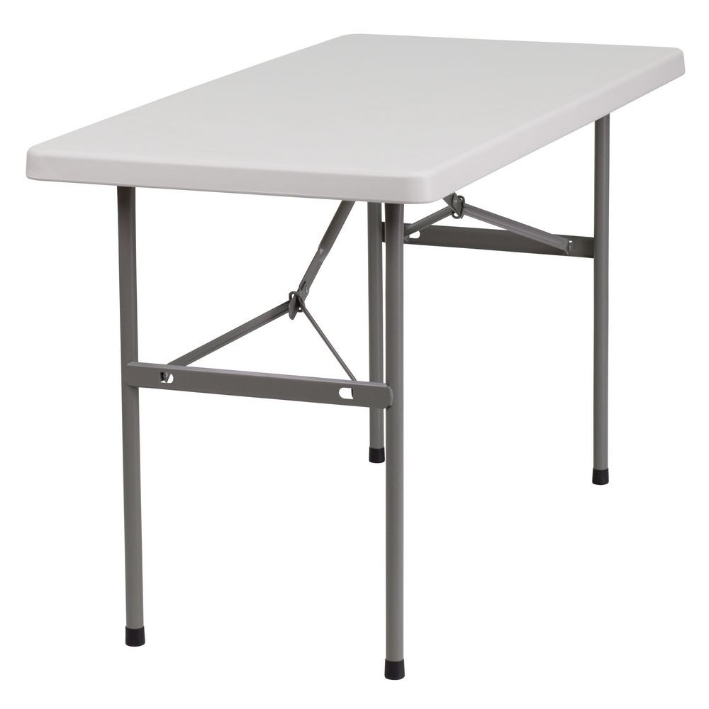 Plastic Folding Table : ... Furniture RB-2448-GG 24
