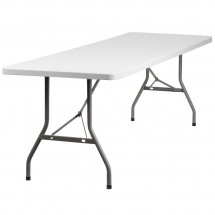 "Flash Furniture RB-3096-GG Plastic Folding Table 30"" x 96"""