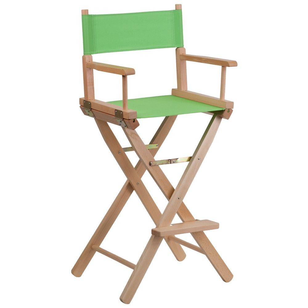 Flash Furniture TYD01 Bar Height Directors Chair