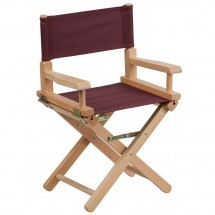 Flash Furniture TYD03-BN-GG Brown Kid Size Directors Chair