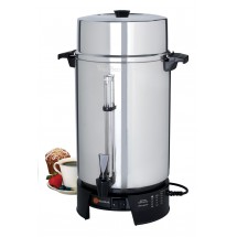 Focus Foodservice 58010V West Bend Aluminum 100 Cup Coffee Maker