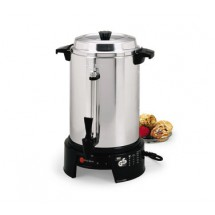 Focus Foodservice 58015V West Bend Aluminum 55 Cup Coffee Maker