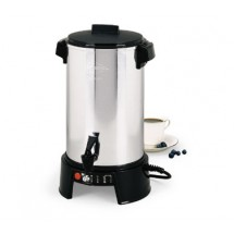 Focus Foodservice 58016V West Bend Aluminum 36 Cup Coffee Maker