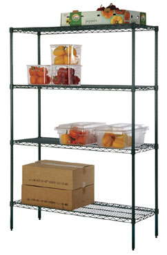 Focus Foodservice FF1430G 14 x 30 Wire Shelf