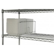 Focus Foodservice FSD18C 18'' Shelf Divider - 4 pcs