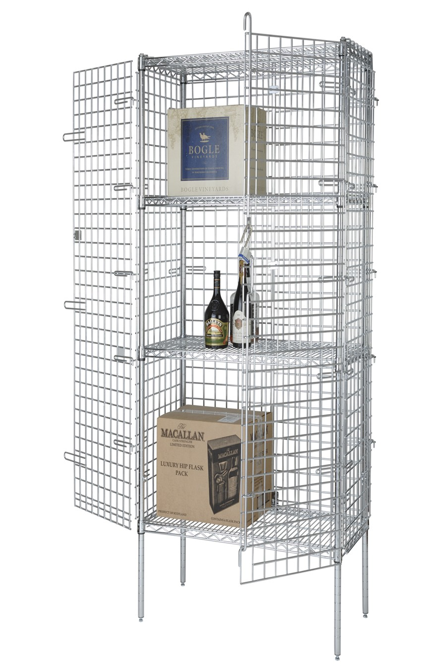 Focus Foodservice FSEC183663 18'' Security Cage Kit