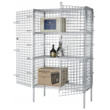 Focus Foodservice FSEC186063 18'' Security Cage Kit