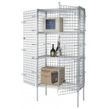 Focus Foodservice FSEC244863 24'' Security Cage Kit