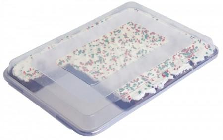 Focus Foodservice 90PSPCHF Half Size Plastic Sheet Pan Cover