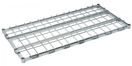 Focus Foodservice FFSM2436CH  Heavy Duty Dunnage Shelf 24