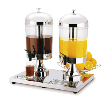 Focus Foodservice Foodservice KPW9502 Dual Bowl Beverage Dispenser