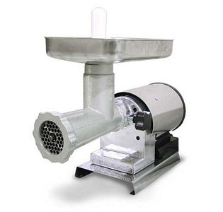 Omcan (FMA) 22ELPRO #22 Electric Meat Grinder