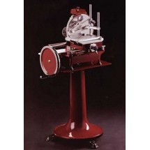 "Omcan (FMA) 300VO 12"" Hand-Operated Volano Meat Slicer"