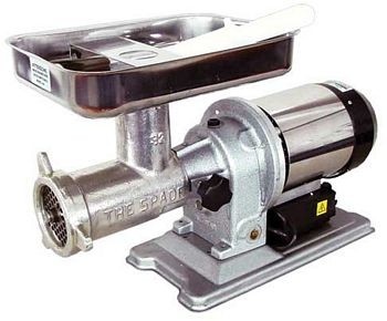 Omcan (FMA) 32ELG #32 Electric Meat Grinder