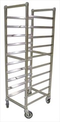 Omcan (FMA) 520AC-HD Mobile Bun Pan Rack