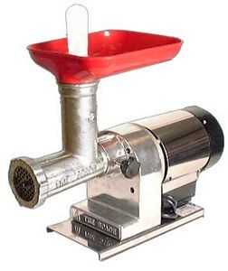 Omcan (FMA) 8EL #8 Electric Meat Grinder
