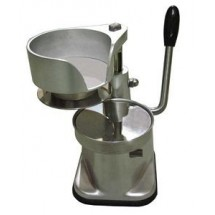 "Omcan (FMA) BT13 5.2"" Manual Hamburger Press"
