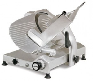 "Omcan (FMA) C330 13"" Manual Omas Meat Slicer"