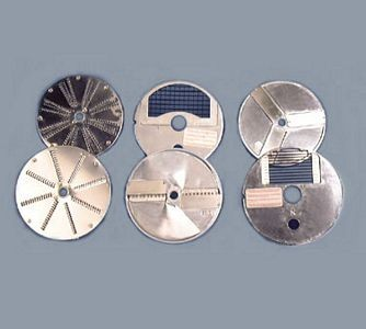 Omcan (FMA) DQ4F4 4mm Slicing Disc Plate