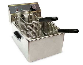 Omcan (FMA) EF6L Single Fry Pot Electric Deep Fryer