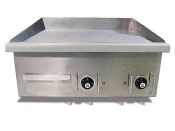 Omcan (FMA) EG618 20'' x 24'' Electric Griddle