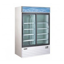 Omcan (FMA) G1.2YBM2F Two-section Reach in Refrigerator