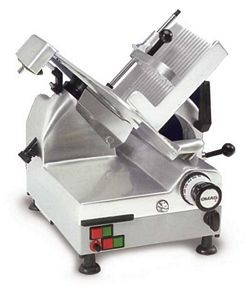 "Omcan (FMA) GLMAT 12"" Automatic Omas Meat Slicer"