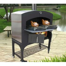 Omcan (FMA) GXD-OVEN Large Wood Burning Oven