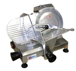 Omcan (FMA) HBS195 8'' Manual Meat Slicer