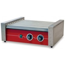 Omcan (FMA) HRRG9M 18'' Roller-type Hot Dog Grill
