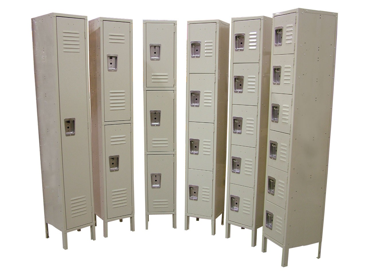 Omcan (FMA) LKT418 4-Tier Locker