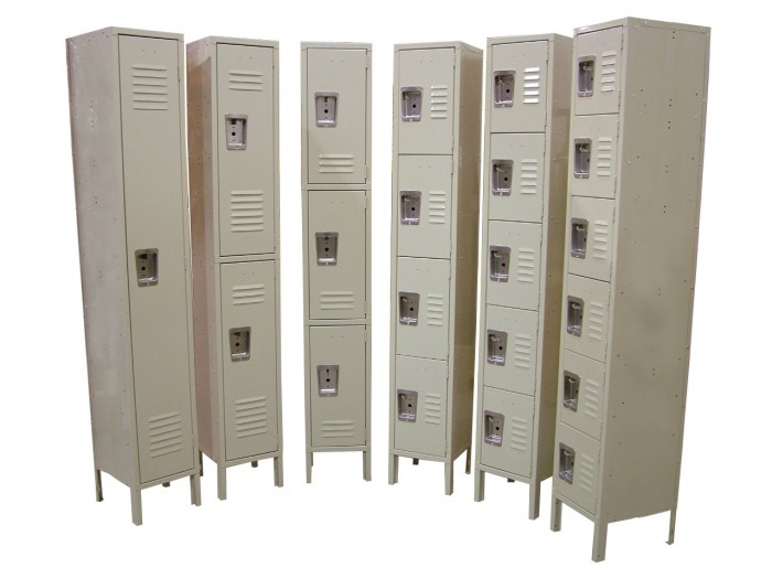 Omcan (FMA) LKT518 5-Tier Locker