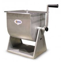 Omcan (FMA) MSSMR44-T 44 lb. Manual Meat Mixer