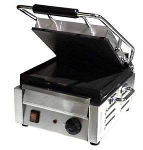 Omcan (FMA) SG10171FTB Single Sandwich Grill