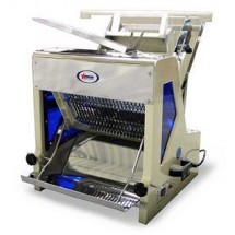 "Omcan (FMA) SM302716 7/16"" Electric Bread Slicer"