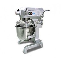 Omcan (FMA) SP200 3-Speed General Purpose Mixer