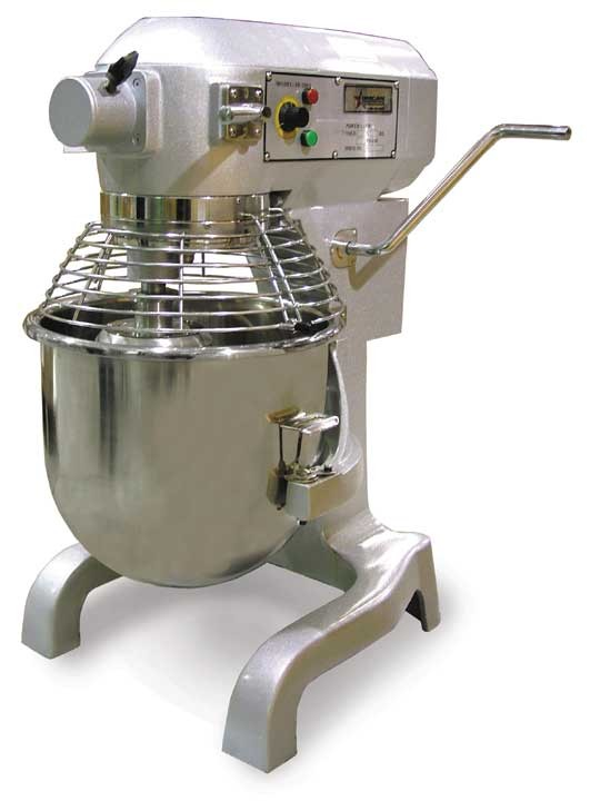 Omcan (FMA) SP200AT 20 qt. General Purpose Mixer