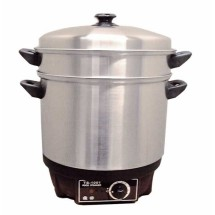 Omcan (FMA) TS1001 17 Quart Food Steamer / Boiler