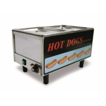 Omcan (FMA) TS9999 Table Top Hot Dog Steamer