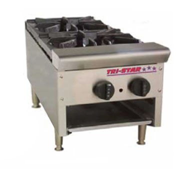 Omcan (FMA) TSHP2-12 (2) burners Hot Plate