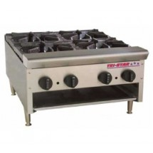 Omcan (FMA) TSHP4-24 (4) burners Hot Plate