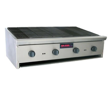 Omcan (FMA) TSRB24 24'' Gas Radiant Broiler