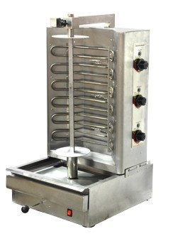Omcan (FMA) VZK890 Electric Vertical Broiler (Gyro)