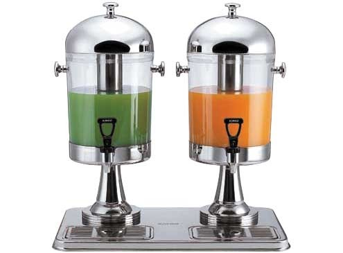 Omcan (FMA) ZCF302 Double Beverage Dispenser